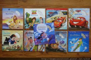 迪士尼有聲書單大集合●另類說故事●用迪士尼說幼兒安全