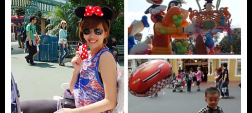 [2014東京親子]東京迪士尼樂園●巴斯光年星際歷險,叢林巡航,加勒比海盜船●