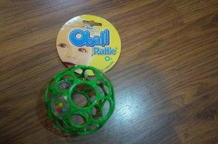 [育兒好物]日本小人界的國民球~神奇O Ball洞洞球