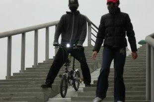 除夕溫馨單車行