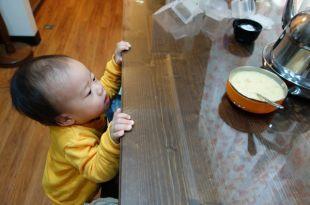 [1y1m]同大爺的幼兒食譜-洋蔥滑蛋豬肉粥