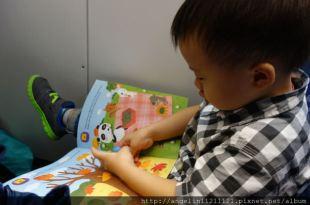 [同大爺書報]適合小小孩的大貼紙書●QQ Books●(幼兒智能培養書單-CQ/EQ)