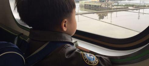 親子火車環島紀錄11●宜蘭線:二結站●吃米也要知道的二結穀倉