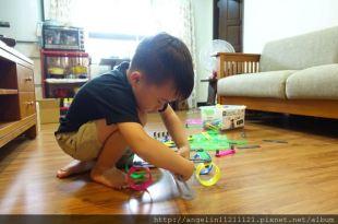 [3歲後積木分享]超好玩●Linkie創意積木●引導創造力與問題解決能力~