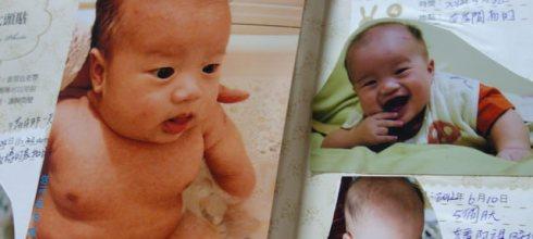 另類寶寶寫真:一年的育兒日記 , 不僅手感記錄還可傳承