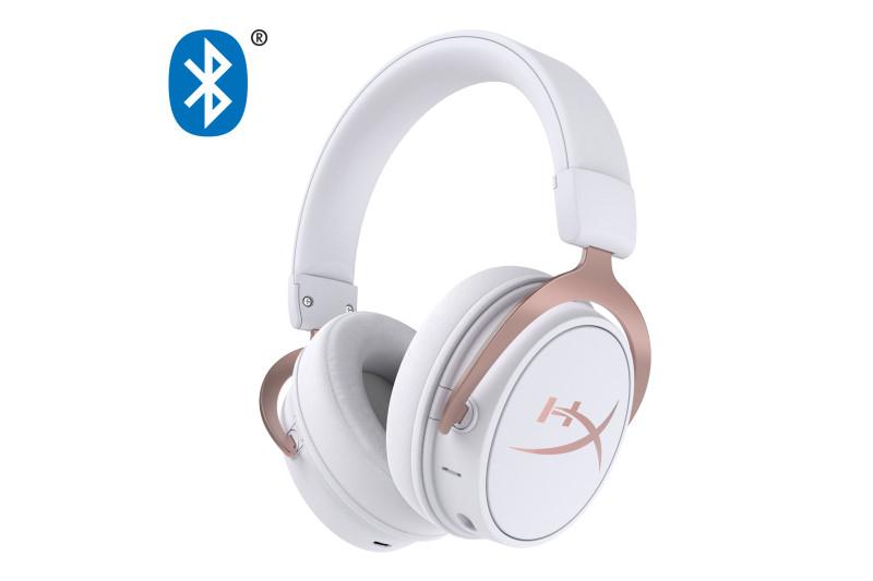 聖誕限量版!HyperX 推出 Cloud MIX 玫瑰金藍芽無線耳機