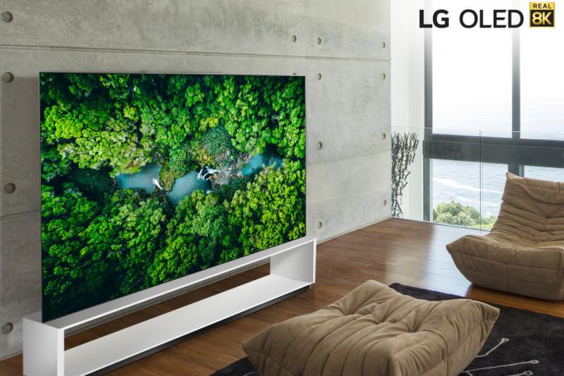 CES 2020 LG 發表全新真 8K電視:LG SIGNATURE OLED 8K 與 LG 8K NanoCell TV