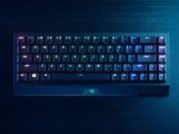 創造傳奇的英雄鍵盤 – BLACKWIDOW V3 MINI HYPERSPEED