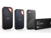 Western Digital旗下4款全新行動SSD產品線推4TB大容量版本