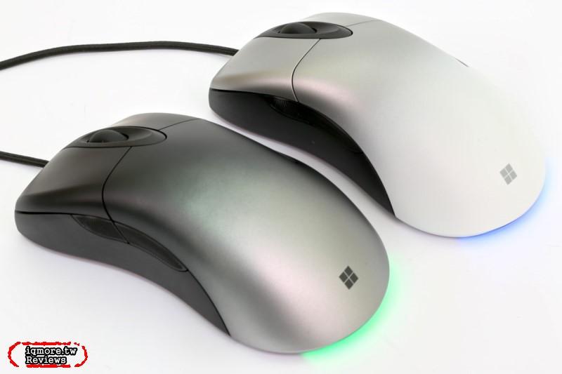 Microsoft Pro Intellimouse 微軟閃靈鯊專業版 評測,最強大的 IE 3.0 新版強勢回歸