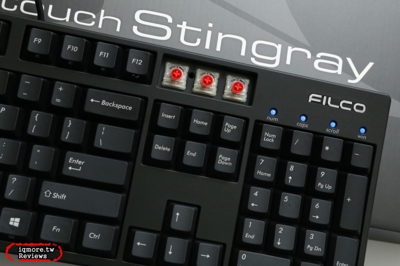 全球第一手!FILCO Majestouch Stingray 矮軸鍵盤評測,全新模具搭載Cherry矮軸