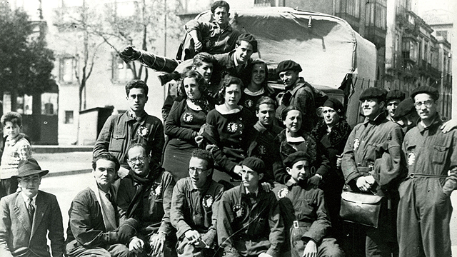 Componentes de La Barraca, 1933