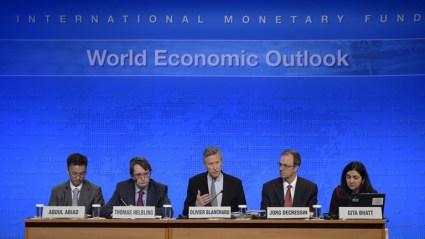 El FMI empeora las previsiones económicas para España