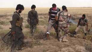 Ver vídeo  'En Irak los insurgentes continúan su avance imparable hacia el suroeste'
