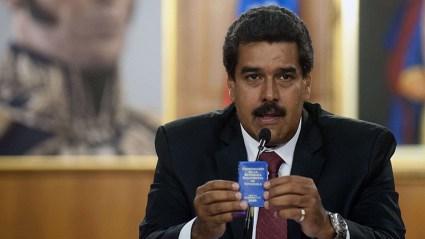 Maduro proclamado presidente de Venezuela antes de que se revisen los votos