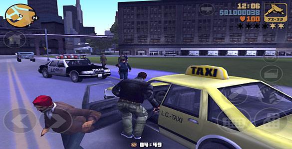 'Grand Theft Auto III' lanza una versión especial para iPhone y Android
