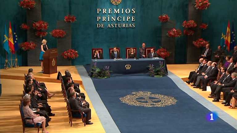 Premios Principe de Asturias y  Sociedad Max Planck