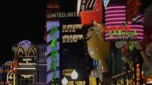 Imagen típica de Las Vegas