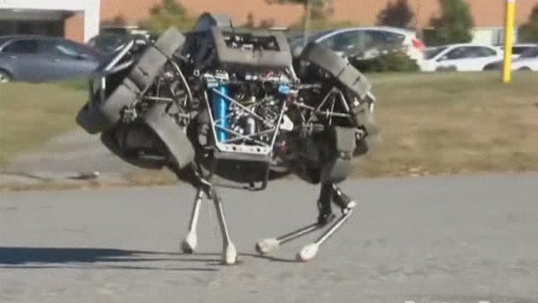 Resultado de imagen de Los robots más inteligentes, fuertes y veloces del mundo