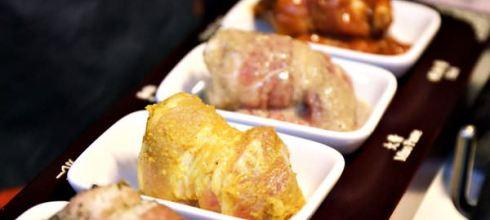 捷運周邊美食,忠孝敦化站,正宗韓國八色烤肉
