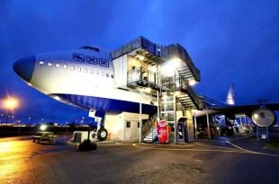 【瑞典-斯德哥爾摩-自由行-景點-機場住宿推薦】♫Arlanda機場,天空之城747_JumboStay Hotel