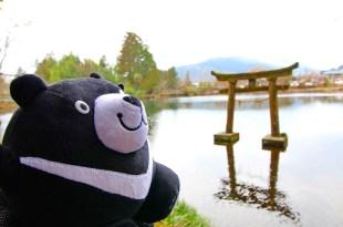廉價航空機票,威航V Air相招迺九州,超可愛威熊相遇熊本熊