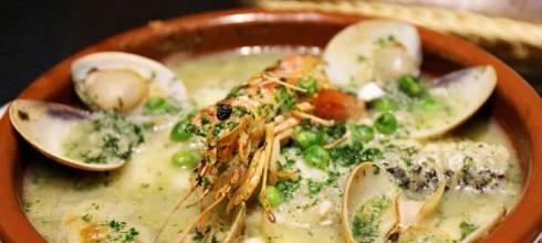 台北市中崙美食,PURO PURO 西班牙傳統海鮮料理餐廳