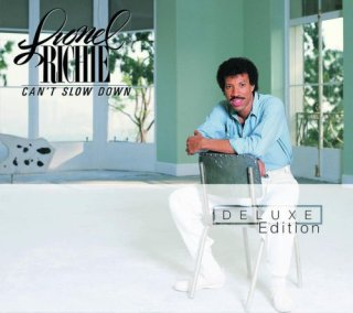 Lionel Richie – Can't Slow Down (Deluxe Edition) (1983/2003)