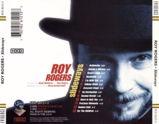 Roy Rogers – Slideways (2002)