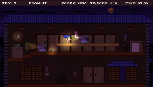 Maison Kanraku: The Second Climax gameplay