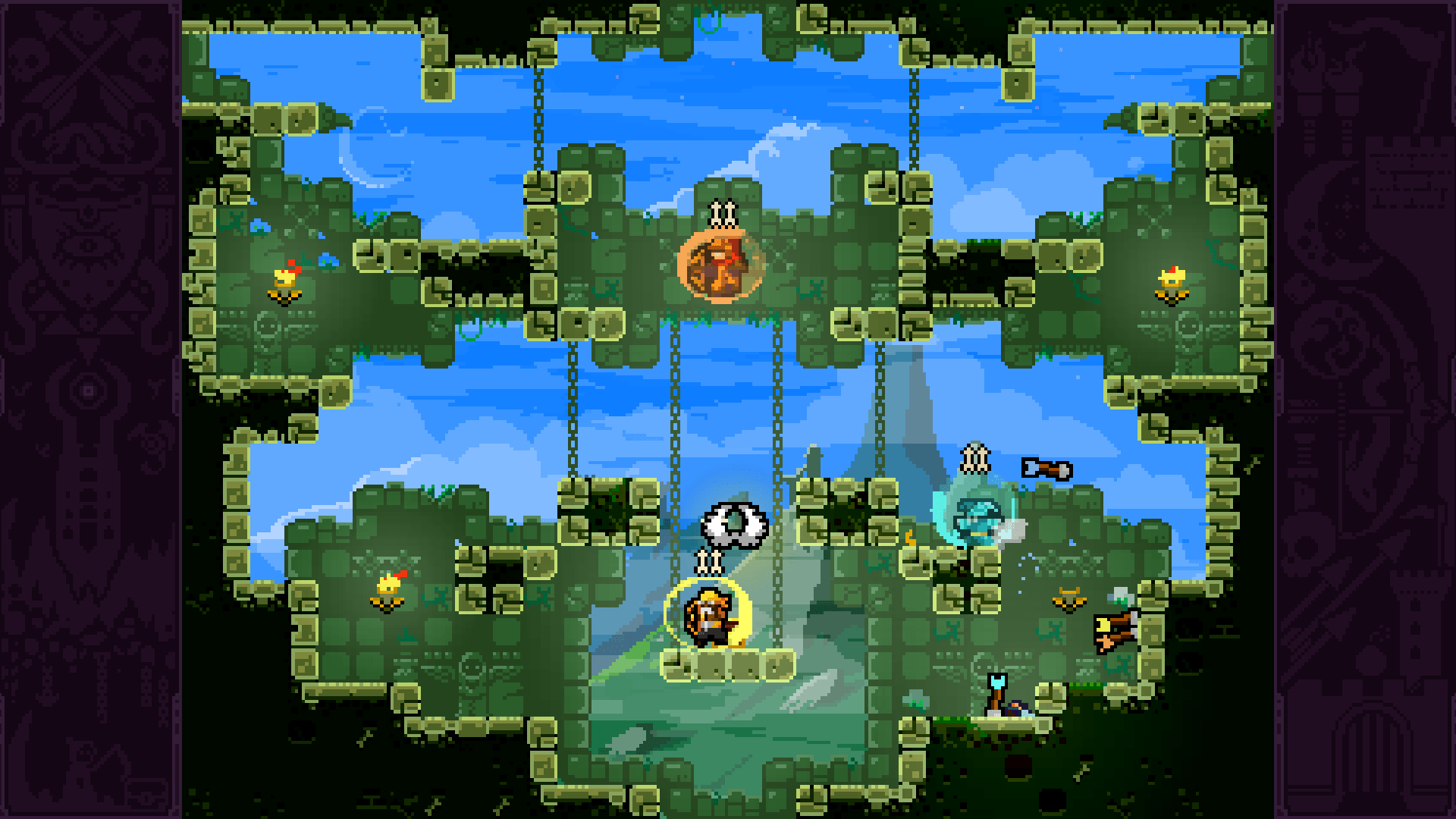 TowerFall Ascension By Matt Makes Games