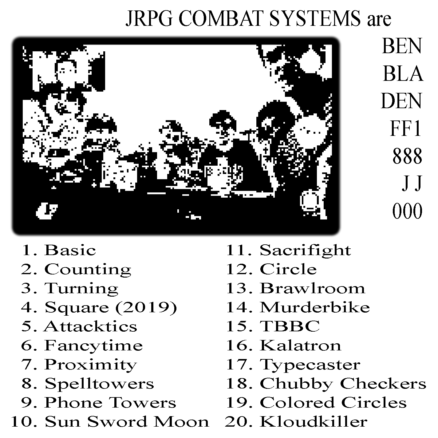 Beat Tape By Jrpg Combat Systems