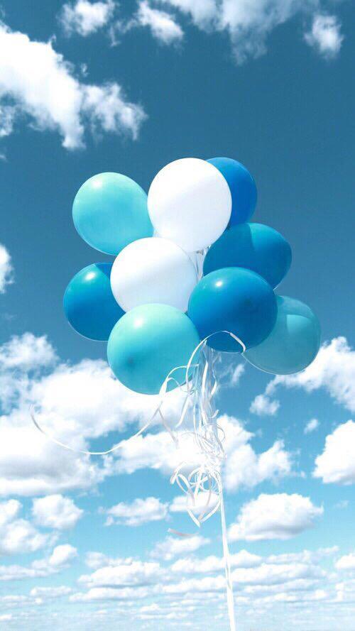 氣球的告白手機鎖屏桌布 - ITW01