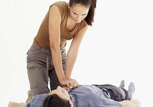 сърдечен масаж