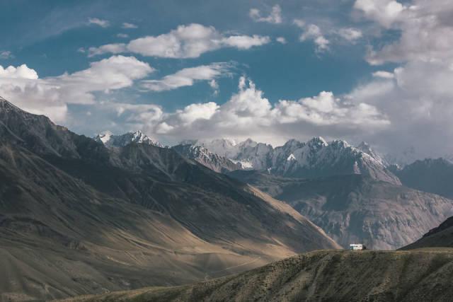 Pamir Mountains Afghanistan