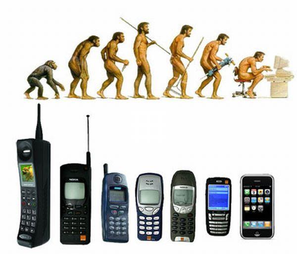 Evolution (48 pics)