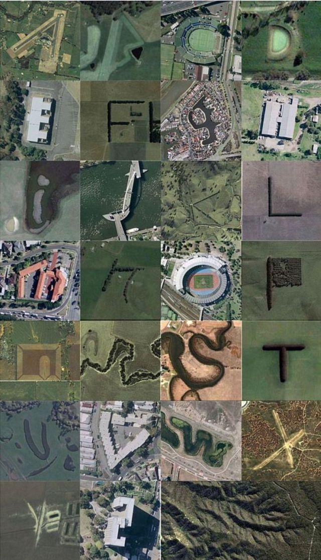 Google alphabet (28 pics)