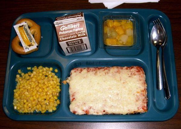 Elementary School Breakfast Pizza