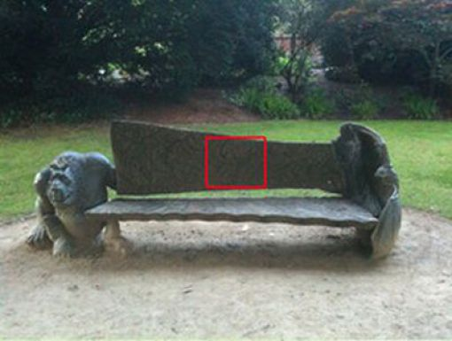 The Most Unusual Park Bench Ever 3 Pics Izismile Com