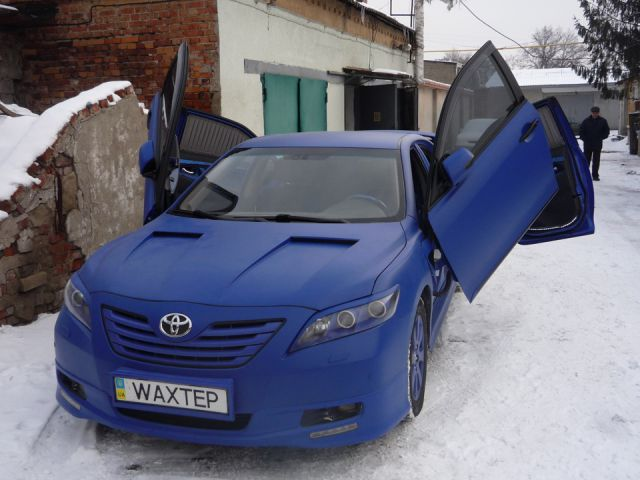 Total Camry Transformation