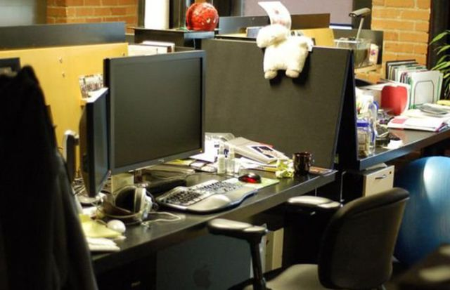 Workplaces of the World�s Most Famous Technology CEOs
