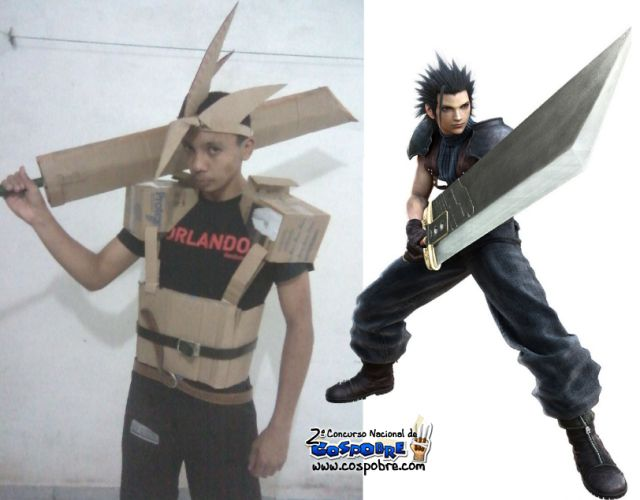 Hilarious Ideas For Cosplay On A Budget 63 Pics