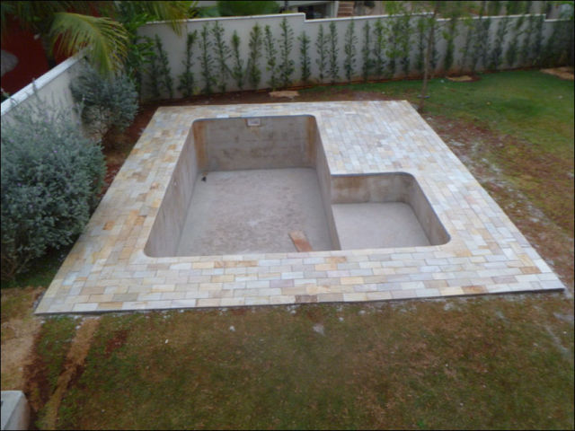 How Build Cheap Pond