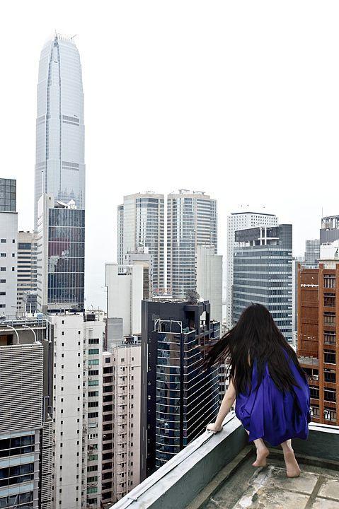 Korean Girl Lives Life on the Edge