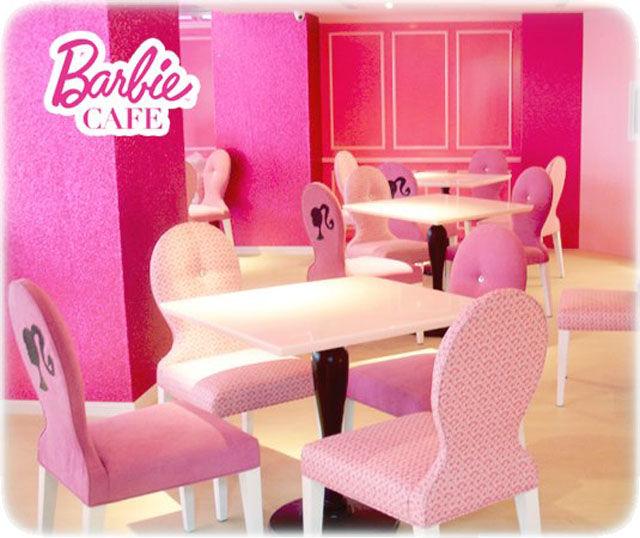 Barbie Restaurant Games 2017