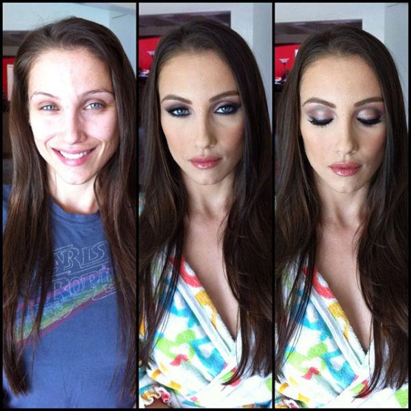 Vanilla Deville No Makeup