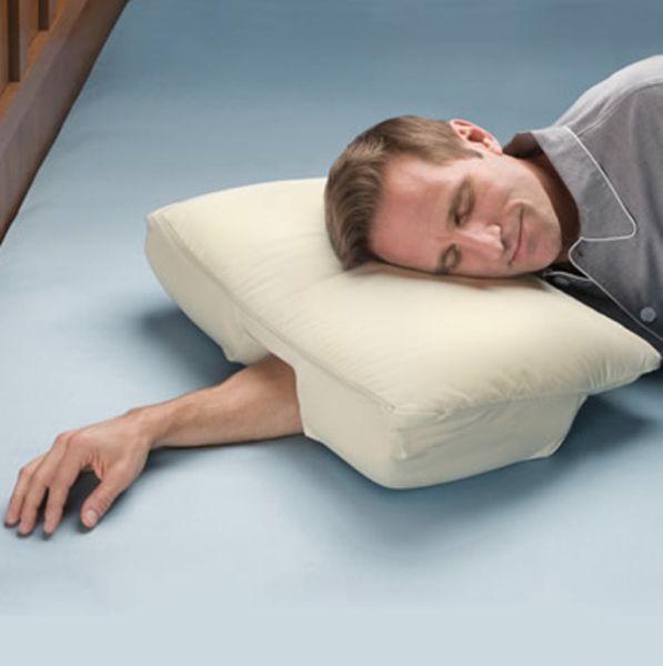 The Arm Sleeper's Pillow