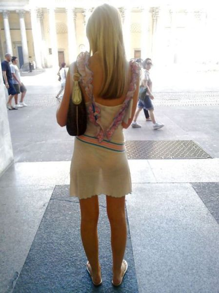 28 See Through Clothes Are Every Guys Dream