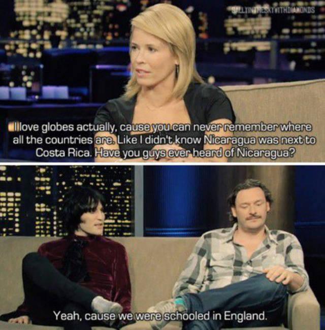British And American Humor
