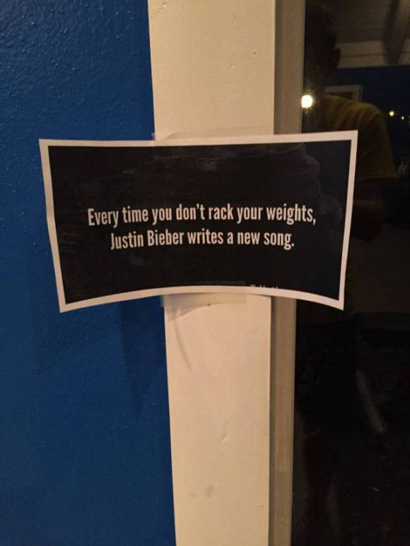 Clever And Funny Signs Spotted Here And There